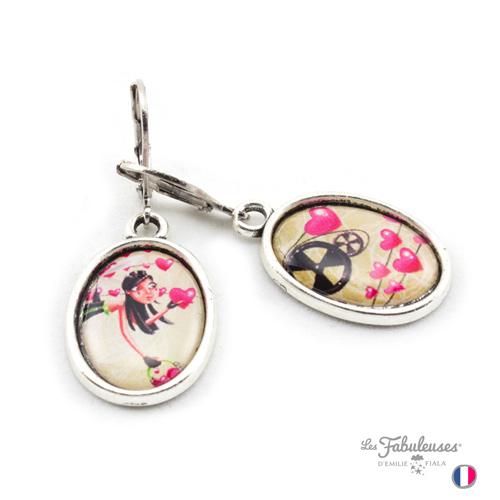 Boucles-oreilles-Les-Fabuleuses-argent-Accroche-Coeur-profil-Emilie-Fiala
