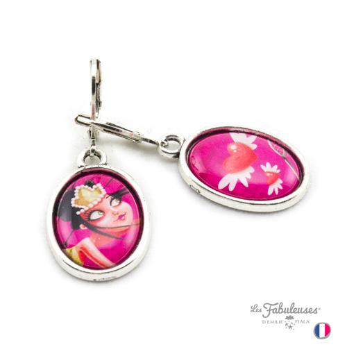 Boucles-oreilles-Les-Fabuleuses-argent-Attrappe-Coeurs-profil-Emilie-Fiala