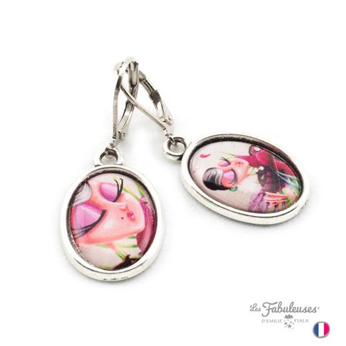 Boucles-oreilles-Les-Fabuleuses-argent-Envol-profil-Emilie-Fiala