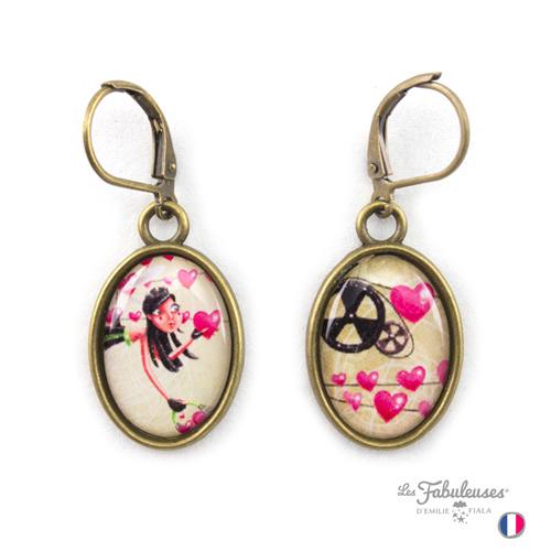 Boucles-oreilles-Les-Fabuleuses-laiton-Accroche-Coeur-Emilie-Fiala