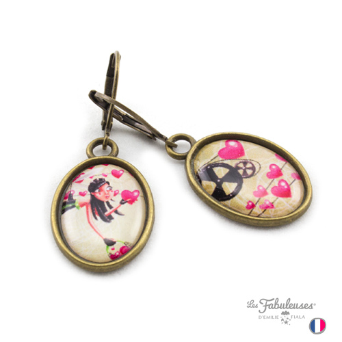 Boucles-oreilles-Les-Fabuleuses-laiton-Accroche-Coeur-profil-Emilie-Fiala