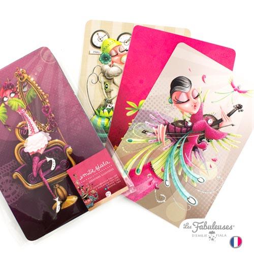 Cartes-rectangulaires-Lot-Emilie-Fiala