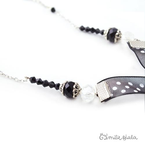Collier créatif Le Coquin Masqué perles Emilie Fiala
