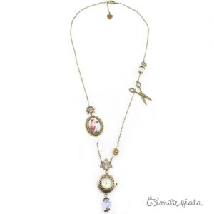 Collier créatif Time To Love face Emilie Fiala