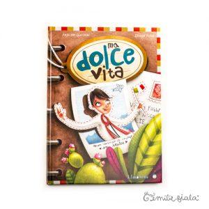 Emilie Fiala Ma Dolce Vita couverture