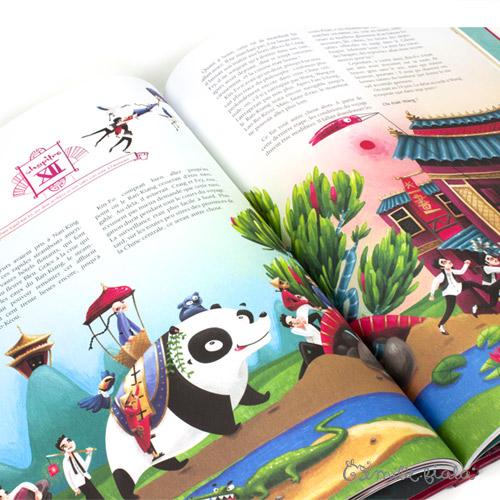 Les Tribulations d'un Chinois en Chine Itineraire Emilie Fiala