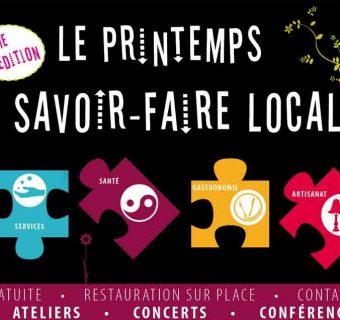 Salon Savoir-Faire Local Saint-Nazaire illustration exposition Emilie Fiala