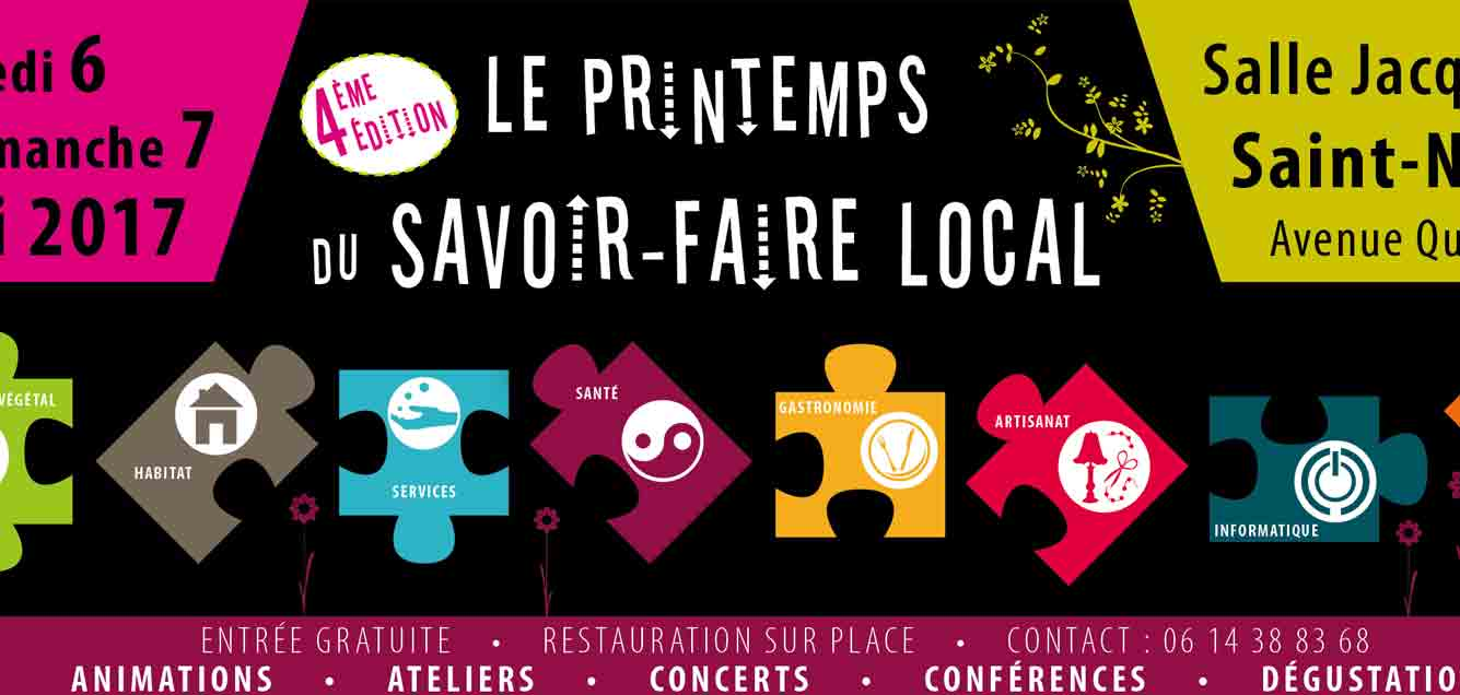 Salon Savoir-Faire Local Saint-Nazaire illustration exposition Emilie Fiala