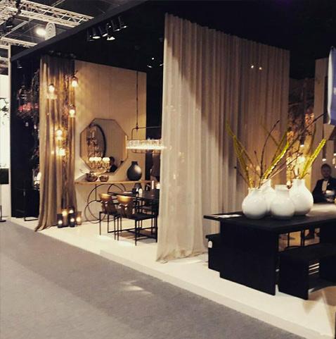 salon maison objet emilie fiala cr ations illustr es. Black Bedroom Furniture Sets. Home Design Ideas