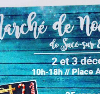 Marche Noel Suce-sur-Erdre cadeaux idees artisanal Emilie Fiala