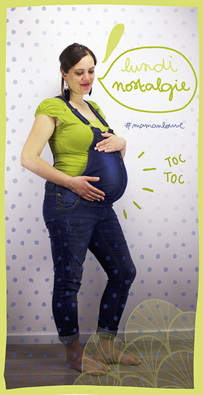 Maman louve baby naissance bebe maman Emilie Fiala