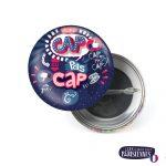 Badge-37mm-Les-Parisiennes-Cap-Emilie-FIALA