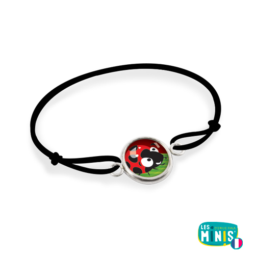 Bracelet-Les-Minis-Coccinelle-Emilie-FIALA