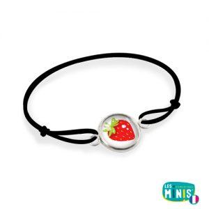 Bracelet-Les-Minis-Fraise-Emilie-FIALA