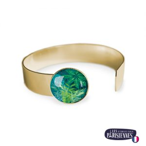Bracelet-Medium-Les-Parisiennes-Jungle_OR