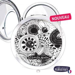 Miroir-Les-Parisiennes-argente-Botanica-accessoire-Botanique-geometrique