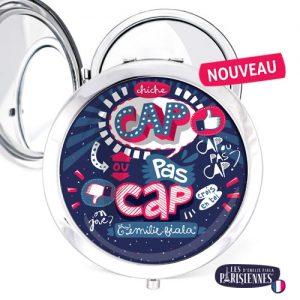 Miroir-Les-Parisiennes-argente-Cap-accessoire-pari-adolescence