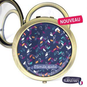 Miroir-Les-Parisiennes-bronze-antique-Bilboa-accessoire-geometrique-fashion