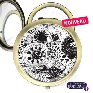 Miroir-Les-Parisiennes-bronze-antique-Botanica-accessoire-Botanique-geometrique
