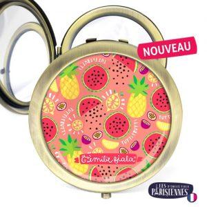 Miroir-Les-Parisiennes-bronze-antique-Tutti-Frutti-accessoire-fruits-vitamines