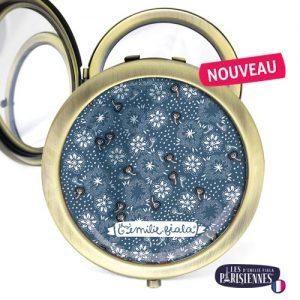 Miroir-Les-Parisiennes-bronze-antique-Washi-accessoire-tradition-Japon