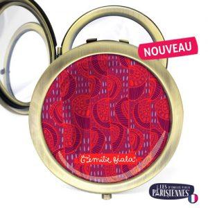 Miroir-Les-Parisiennes-bronze-antique-Wax-accessoire-mode-afrique