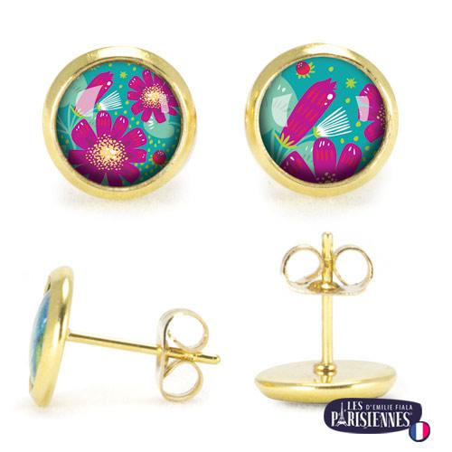 PO-Les-Parisiennes-Fleurs-Eau-or-bijoux-fantaisie-cadeau
