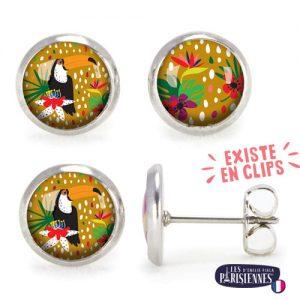 PO-Les-Parisiennes-Pelicans-argent-bijoux-fantaisie-cadeau