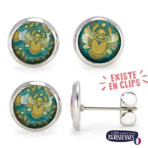 PO-Les-Parisiennes-Scarabees-argent-bijoux-fantaisie-cadeau