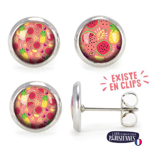 PO-Les-Parisiennes-Tutti-Frutti-argent-bijoux-fantaisie-cadeau
