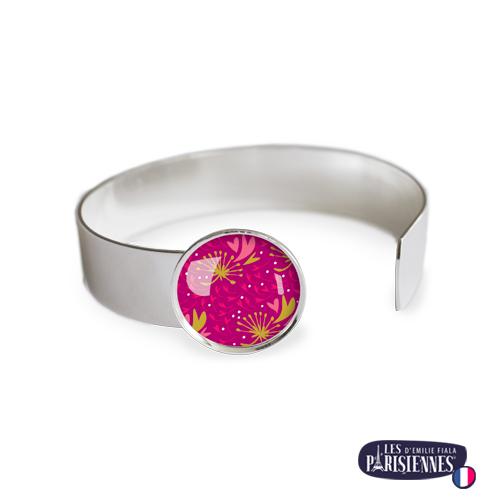 Bracelet-Medium-Les-Parisiennes-Love_ARGENT